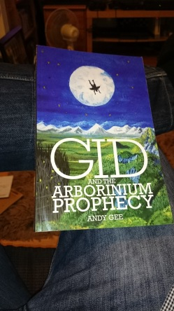 Gid and the Arborinium Prophecy