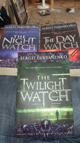 Night Watch Trilogy