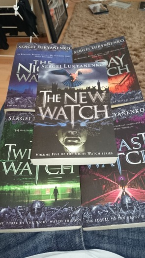 The Night Watch Series