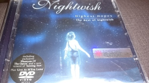 Nightwish's Highest Hopes: The Best of Nightwish album