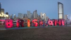 Brisbane letters