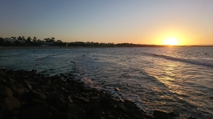 Sunset in Noosa