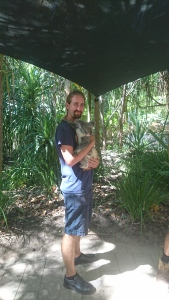 Koala Kuddle!