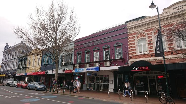Shops in Dunedin