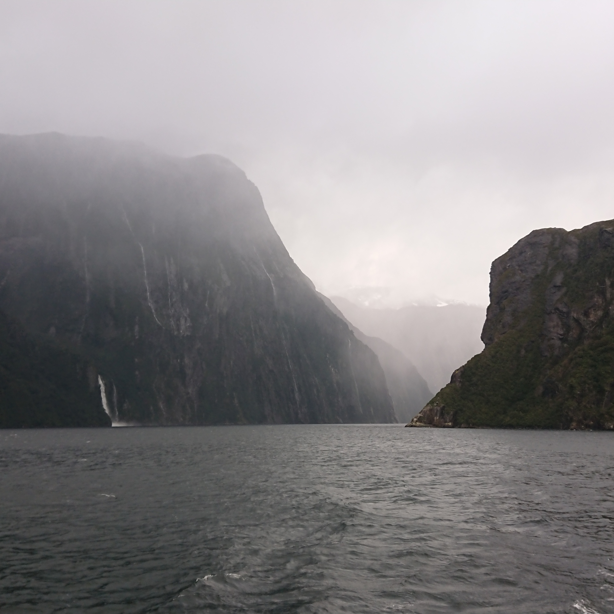 The mystery of Milford Sound is captivating