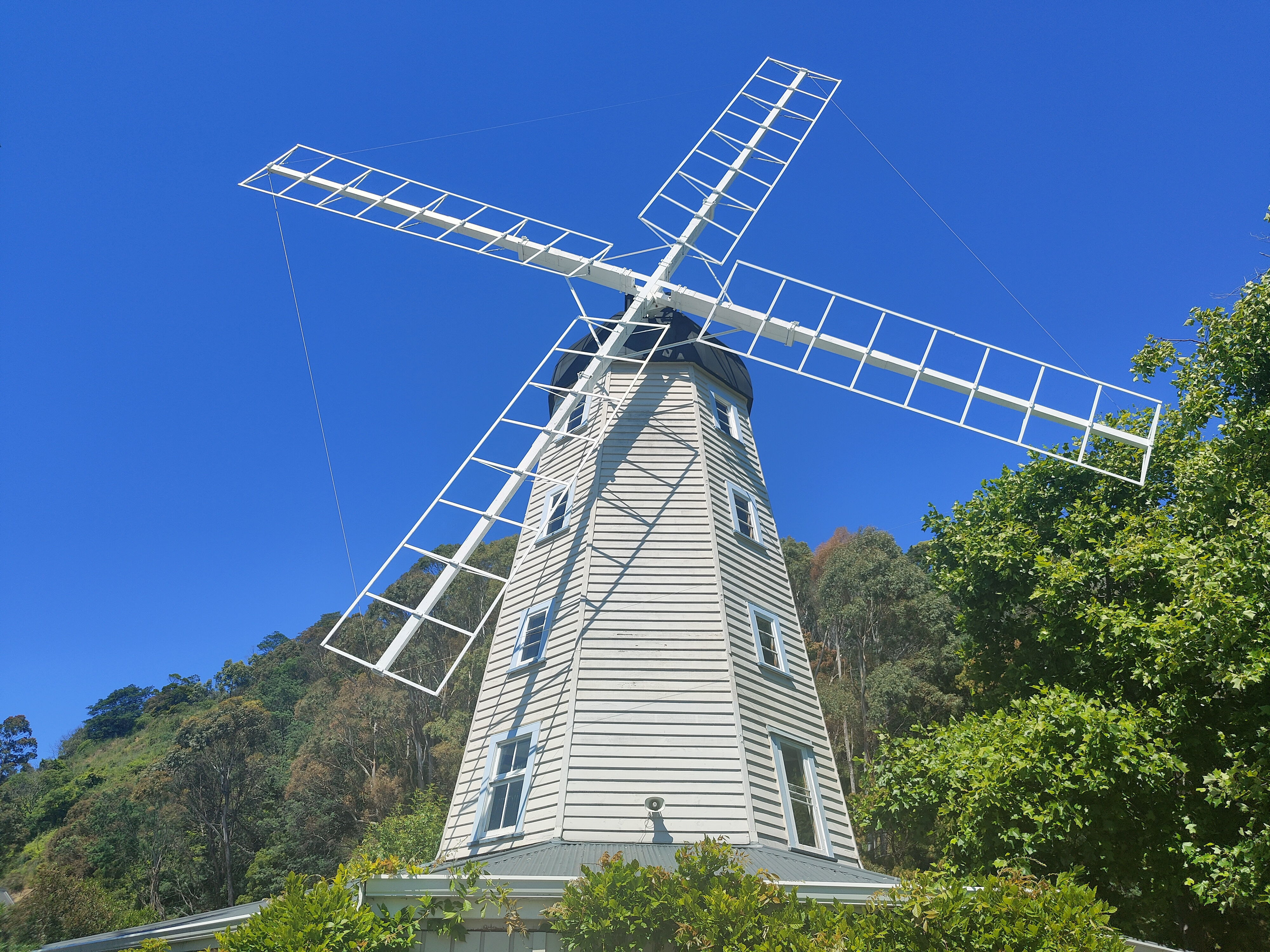 Windmill at the Founders Heritage Park