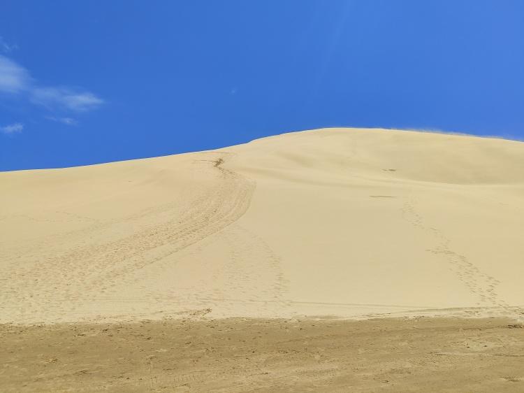 The Te Pake Sand Dunes
