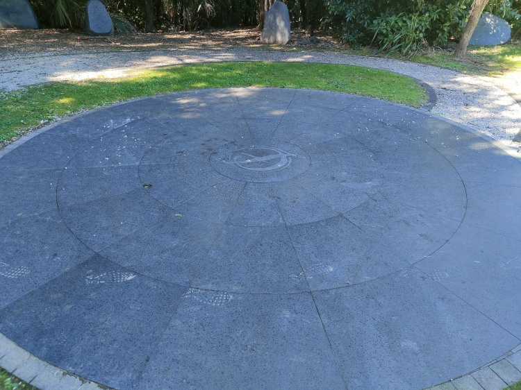 The friendship circle in Western Springs Park